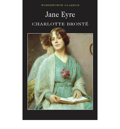 book card for jane eyre