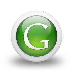 3d Glossy Green Orb Icon Social Media Logos Google G Logo 1001 Books To Read Before You Die